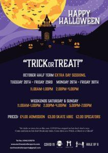 October Half Term - North West Roller Sports